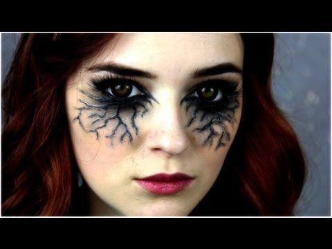 The Vampire Diaries - Katherine Pierce - Vampire Inspired Makeup Tutorial | HoLlYsAmAnThAa