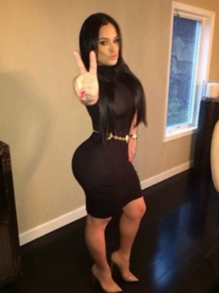 Reality Tv Fashion Kim Kardashian Draya Melyssa Ford And