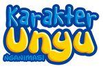Logo & font judul KUN - Karakter YNYU Nganimasi