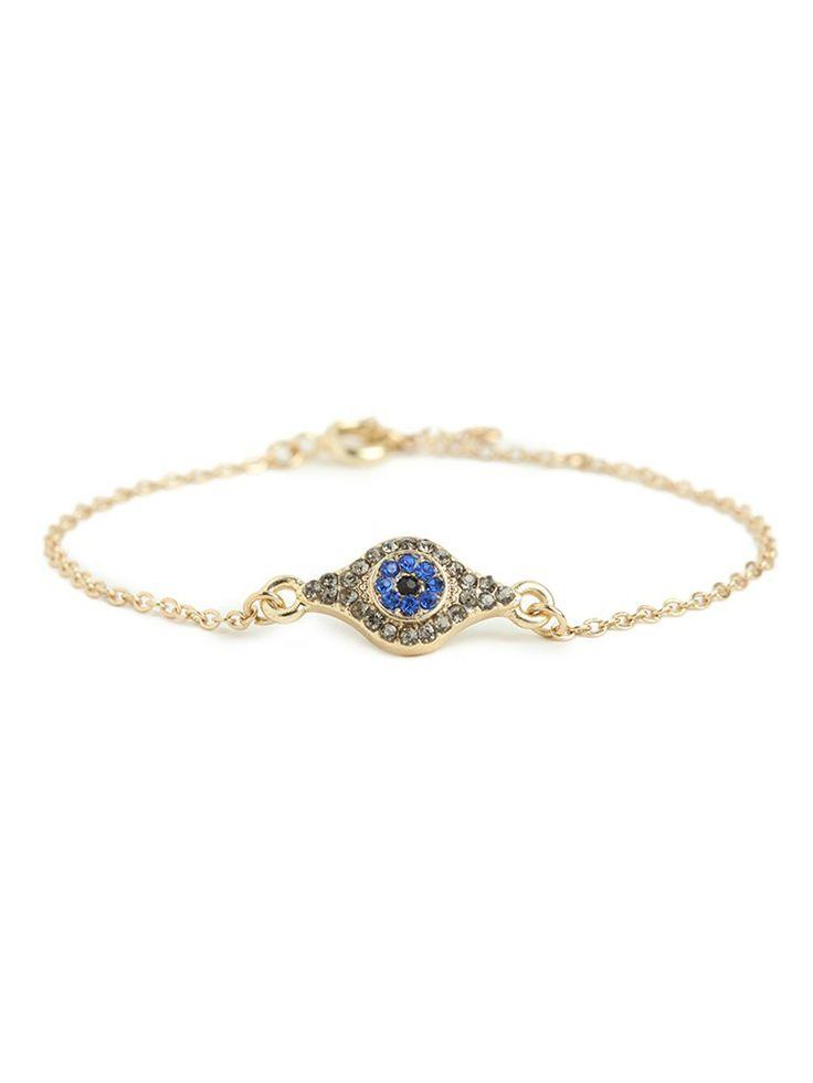 Evil Eye bracelet, one of our Editor's Picks from BaubleBar!