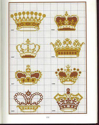 Делюсь схемами: МОНОХРОМ. №19864