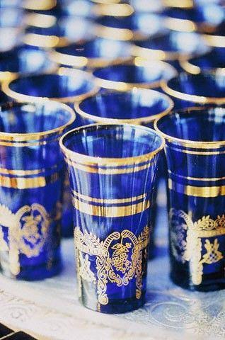 #Blue Moroccan Tea Glasses                                                                                                                                                                                 More                                                                                                                                                                                 More