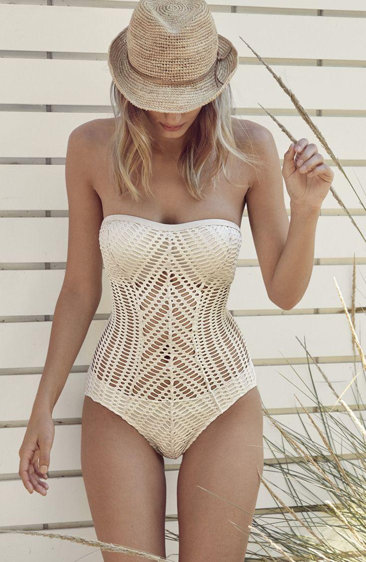 Super cute one piece #beachfaves