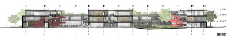 Galería - EMS Arquitectos, tercer lugar en concurso Ambientes de Aprendizaje del siglo XXI: Colegio Pradera El Volcán - 29