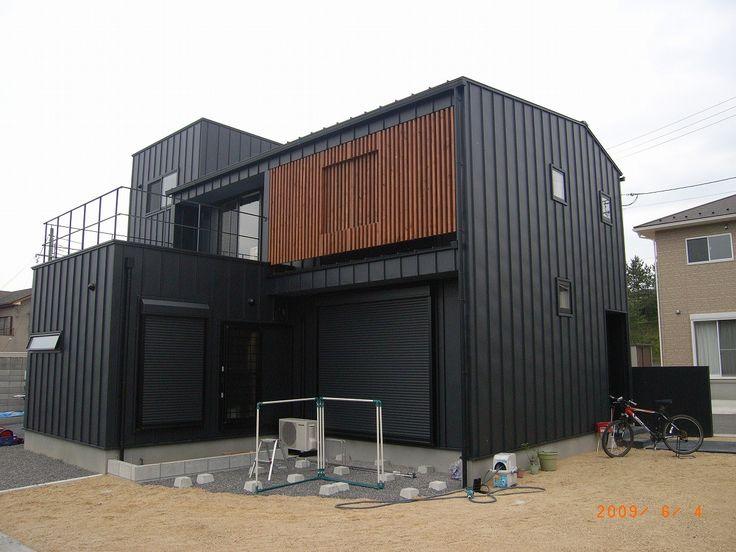 ガルバリウム 外壁 - Google 検索