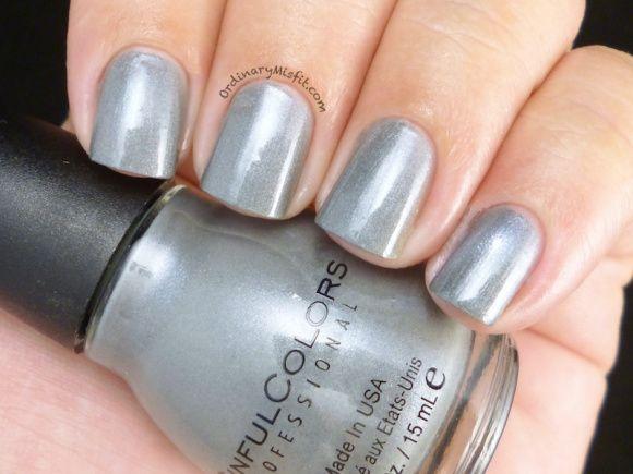 Sinful Colors - Slate nail polish