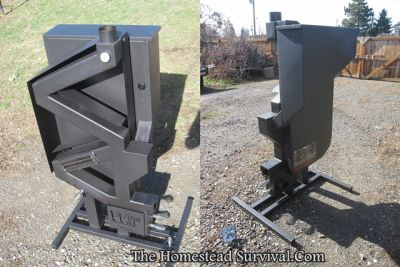 The Homestead Survival | Wiseway Wood Pellet Stove Review from The Homestead Survival | http://thehomesteadsurvival.com