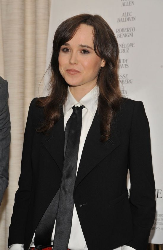 """Morning Brew - Wed. June 20: Ellen Page in a suit, Amber Heard in """"Paranoia"""" 