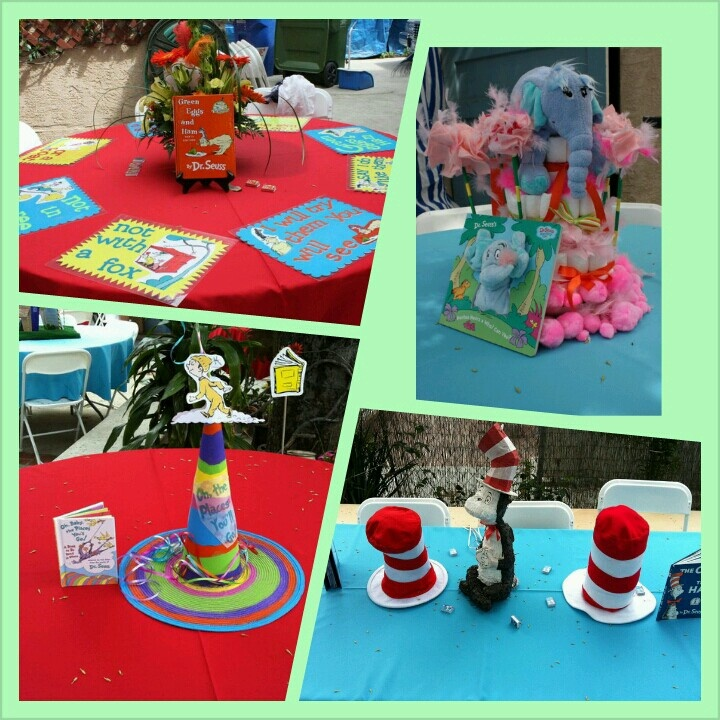 58 best Dr. Seuss Baby shower images on Pinterest   Baby ...
