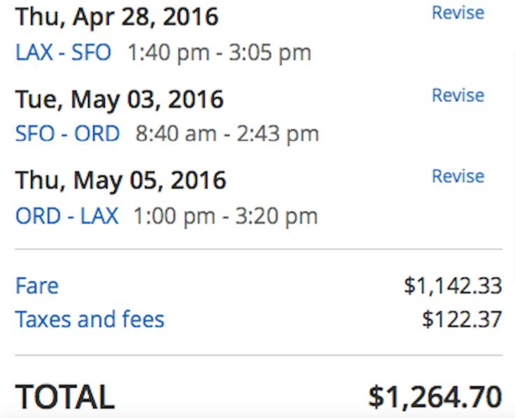 $1,265? For economy class? Seriously?  Cheap Air Tickets You're Probably Missing Out On and How to Find Them