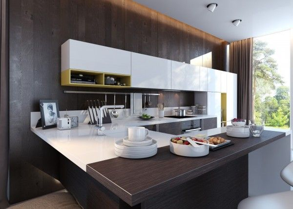 40 Best Kitchen Designs Images On Pinterest  Contemporary Unit Amusing New Modern Kitchen Design Decorating Inspiration