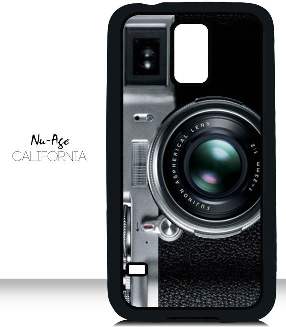 Samsung Galaxy S5 Phone Case Camera Old Fashioned by NuAgeProducts, $13.23