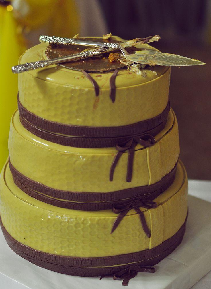 Honey wedding свадебный торт. свадебные детали. сладкая свадьба. мед.