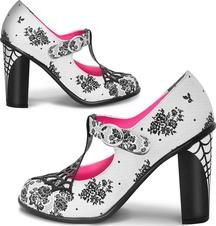 Hot Chocolate Shoes - Spider Web Heels - Buy Online Australia – Beserk