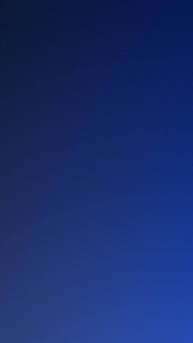Pure Dark Blue Ocean Gradation Blur Background IPhone 5s Wallpaper