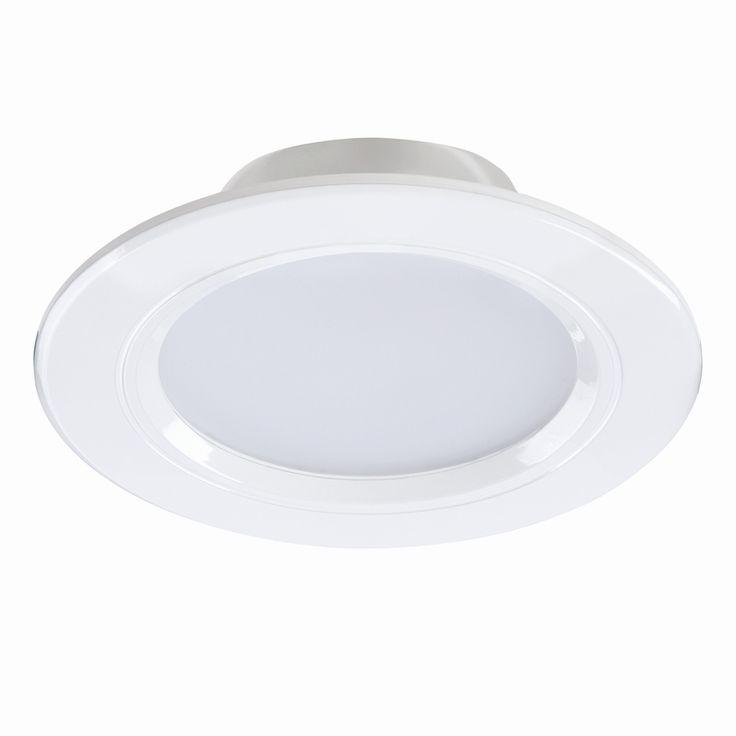 Deta LED Downlight 9W Dimmable Warm White - White Finish
