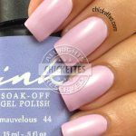 Glam and Glits Ink Gel Polish Mauvelous #44 Swatch