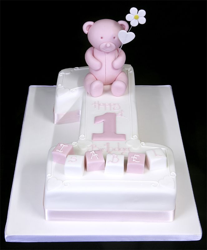 Number 1 Birthday Cake Decoration Ideas : 17 Best ideas about Number 1 Cake on Pinterest 1st ...