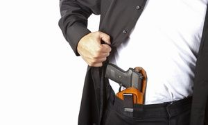 Groupon - $ 49.99 for a Wisconsin Concealed Carry Weapons (CCW) License Course at Felton Training Group ($170 Value)    in Sheraton Brookfield Hotel. Groupon deal price: $49.99