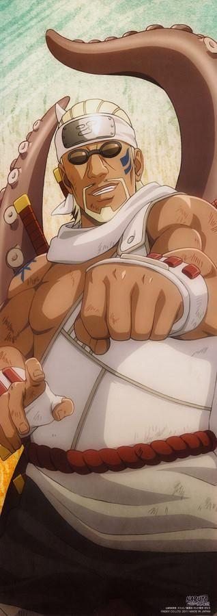 Naruto_Killer Bee (Jinchuriki:Hachibi)