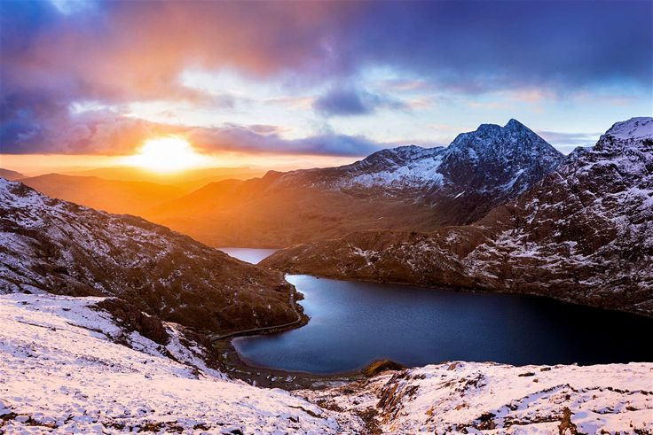 Snowdonia National Park Wales © Justin Foulkes / Lonely Planet