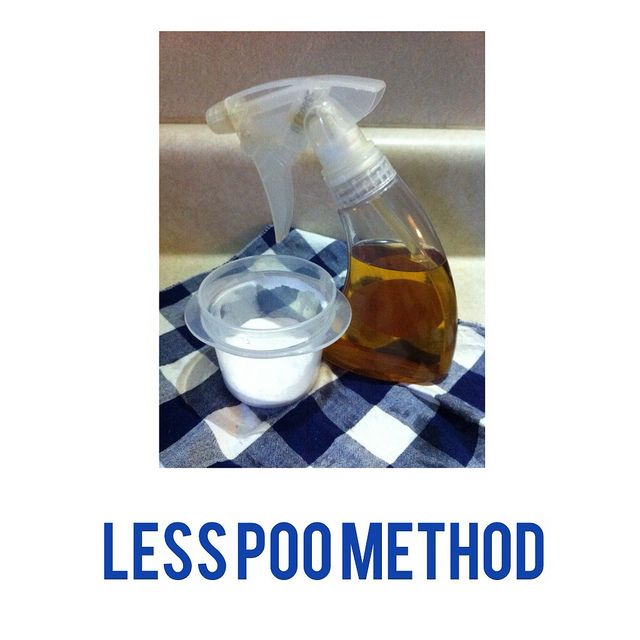 An honest review of the 'no-poo method' of hair cleaning and the compromise that worked for me.