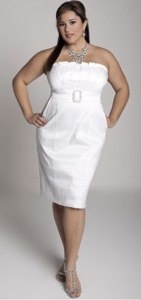 Priscilla plus size wedding dress  Igigi