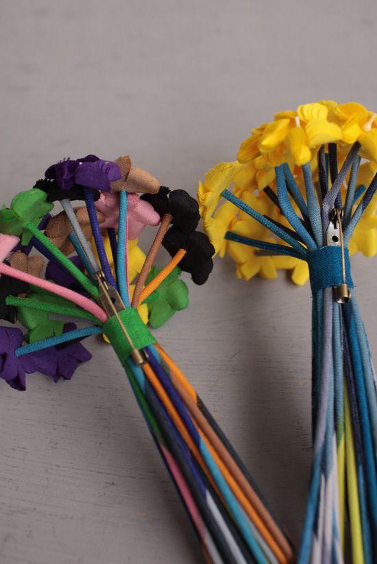 mina perhonen jelly brooches (back side)