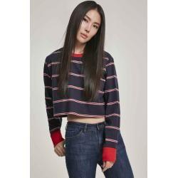 Sweatshirt Sweatshirt Damen Love Moschino Moschinomoschino