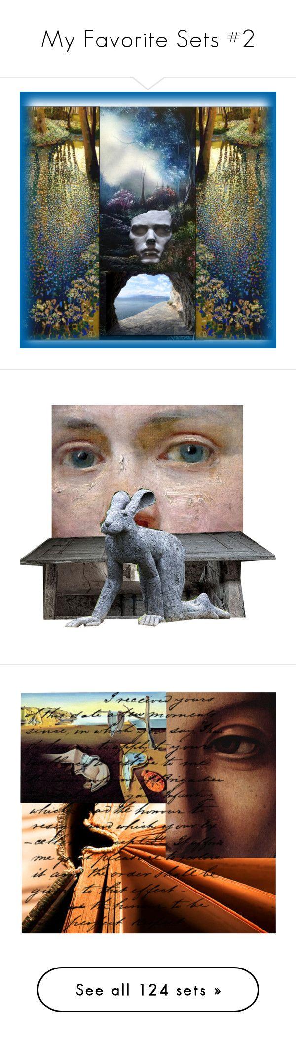 """My Favorite Sets #2"" by chilirose-creative ❤ liked on Polyvore featuring art, reflection, artexpression, portals, athousanddoors, artflashmob19, MemberSpotlight, etsyevolution, TheJetty and artflashmob18"