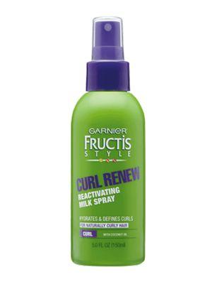 Curl Renew Reactivating Milk Spray