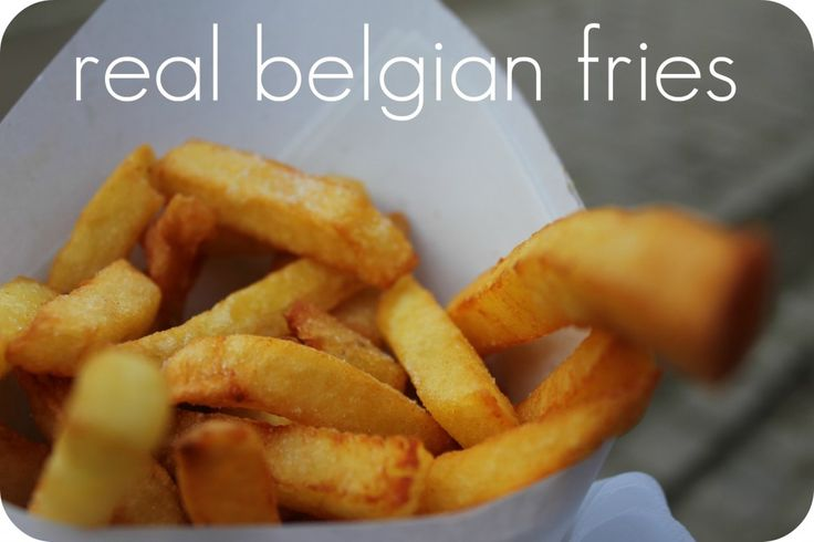 belgian fries done right | I'm hungry | Pinterest