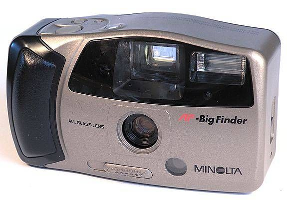 Minolta AF-Big Finder