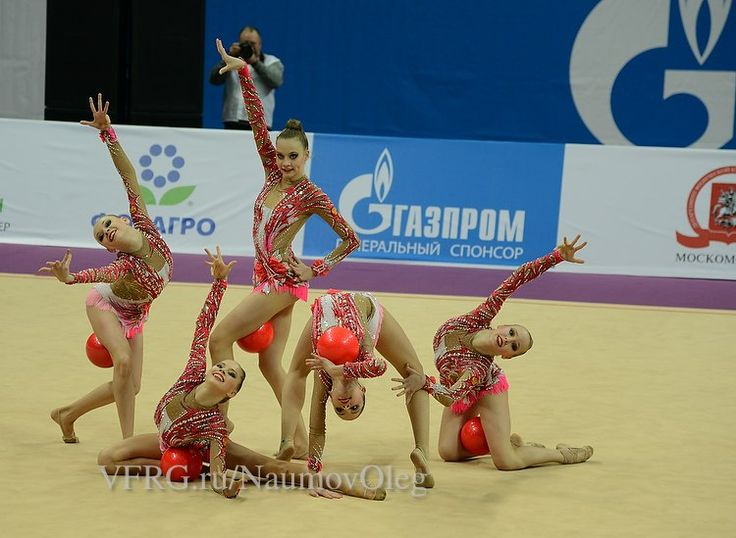 Group Russia junior, Grand Prix (Moscow) 2015