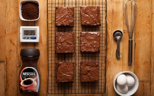 Do you like 'em rich? We're talking about NESCAFÉ infused brownies, not potential life partners. Try, share and enjoy this recipe!