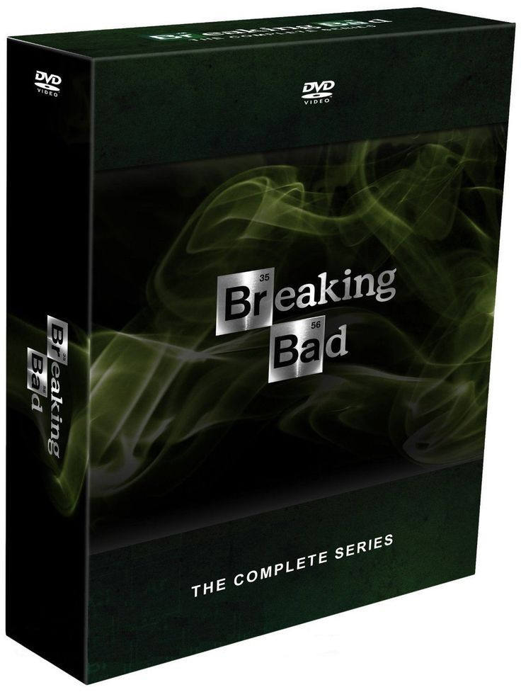 Breaking Bad Complete Series (Seasons 1-6) DVD Set 21 Discs BRAND NEW Sealed!!