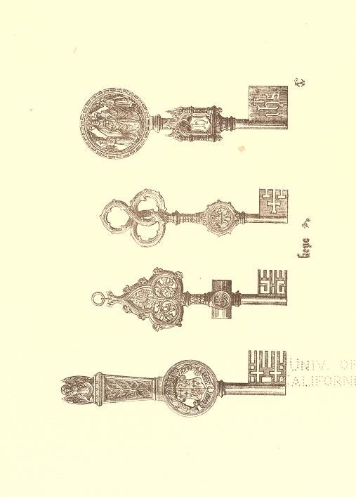 Fifteenth and sixteenth century ornaments : in ...