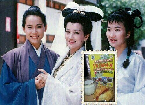 """Haaaa Haaaaa #Haaaa, Haaaaa Haaaa Haaaa  Dreng #Dreng Dreng, Dreng Dreng Dreng  #Qian_Nian_Dengyihui, #Wouuw #Feyaaaa ↖(^ω^)↗  #Suamiku....#Istriku....#Kakak ↖( ̄▽ ̄"""")  #Baisuzhen, #Hanwen, #Xiaoqing #Serial yang berjudul #New_Legend_of_Madame_White_Snake [#新白娘子传奇] #Tahun 1992 #Produksi #Taiwan #ini #Bercerita #tentang #Kisah #Manusia #dan #Seekor #Ular_Putih #yang #Kisahnya #begitu #Indah #dan #Susah #diLupakan #meski #Berbagai #Versi #Baru #Telah #diBuat  #Jaman #masih #Kecil, #Buku…"""