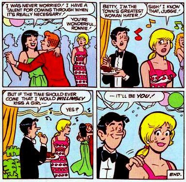 Image result for archie comics jughead and betty