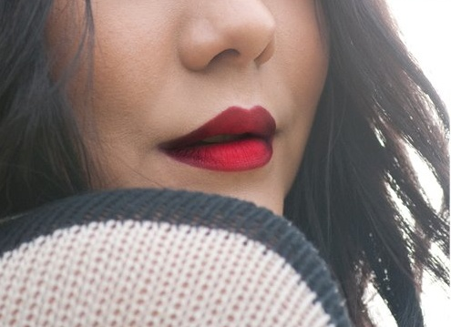 my favorite ombre lip!!