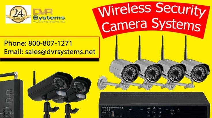 Wireless Security Camera Systems @ http://goo.gl/mv5UMh