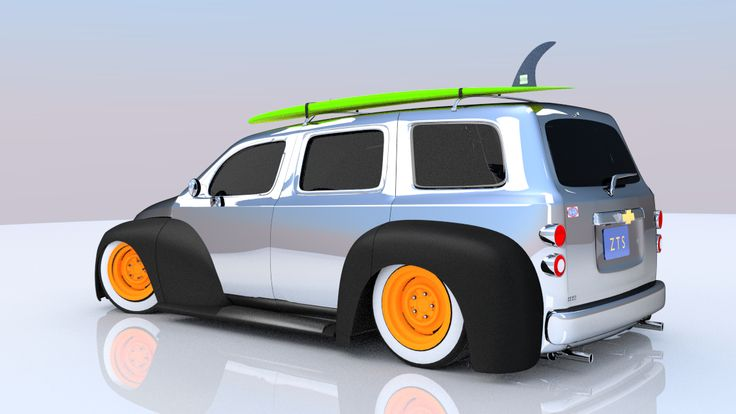 Chevy HHR - Surfboard Edition