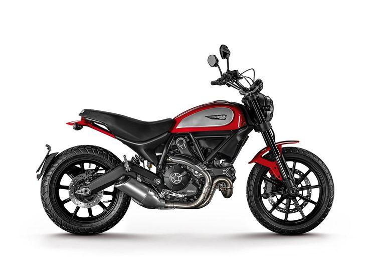 New Ducati Scrambler Icon - Ducati TriOptions