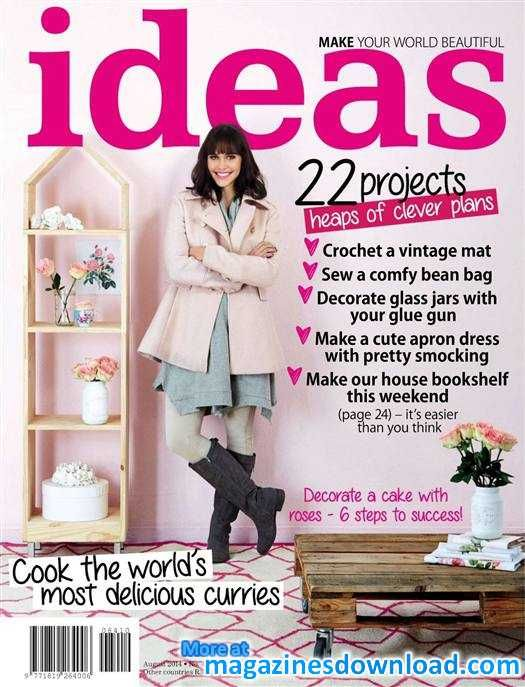Magazines Download - All in PDF | Ideas - August 2014