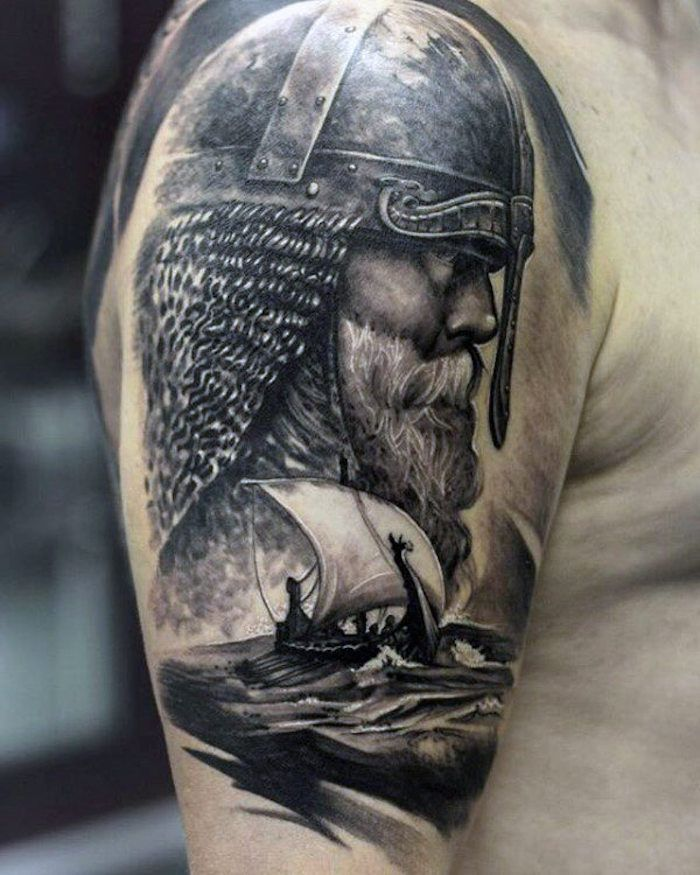 best 20 viking tattoos ideas on pinterest viking tattoo. Black Bedroom Furniture Sets. Home Design Ideas