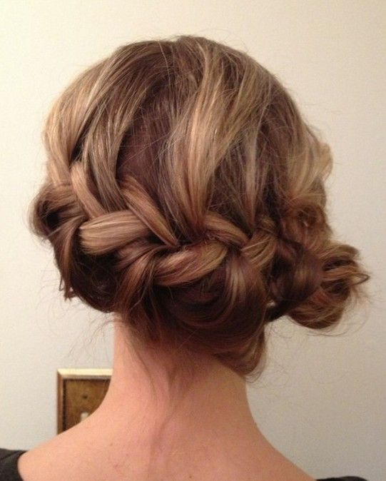 Plait Updo Hairstyles: 1000+ Images About Hair Ideas On Pinterest