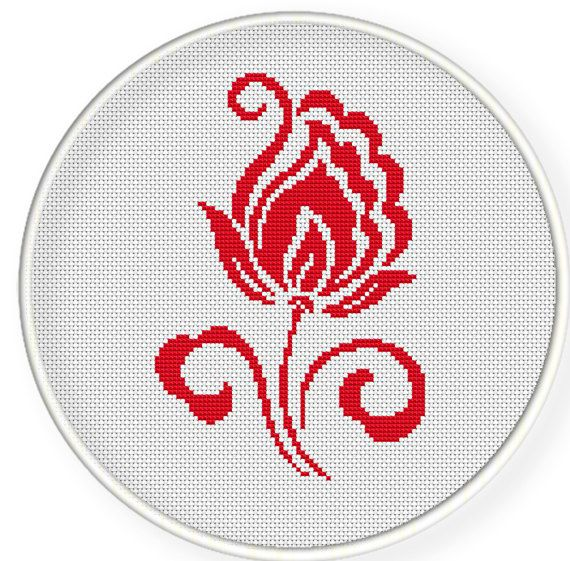 Buy 4 get 1 free Cross stitch pattern by danceneedle on Etsy, $4.00