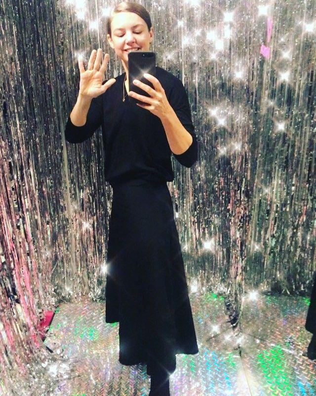 """97 gilla-markeringar, 6 kommentarer - Eleonore Nygårds (@nygards) på Instagram: """"Svart fredag med glitter?"""""""