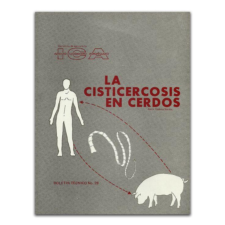 La cisticercosis en cerdos - Jaime Cadena Santos - Produmedios www.librosyeditores.com Editores y distribuidores.