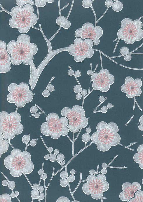 Kirsikkapuu by Ritva Kronlund. Tapettitehdas.
